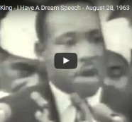 """Martin Luther King's """"I Have A Dream"""" Speech"""