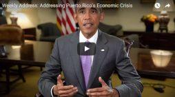 President Obama's Weekly Address : Addressing Puerto Rico's Economic Crisis