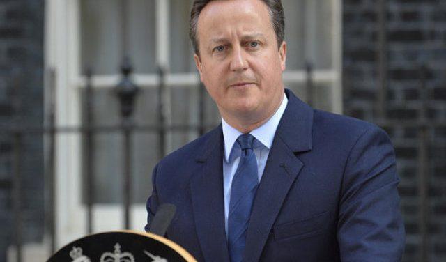 Prime Minister David Cameron On UK Leaving EU & Leaving Office