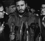 Cuban Dictator Fidel Castro 1926 – 2016