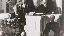"""December 7th, 1941 """"A Day Which Will Live In Infamy"""" FDR's Speech On Pearl Harbor Attack"""