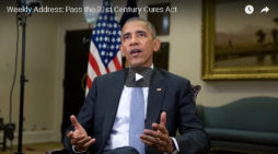 The President Implores Congress To Pass the 21st Century Cures Act