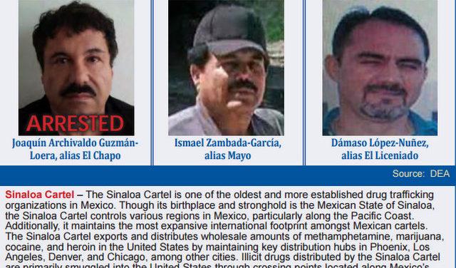 "Joaquin ""El Chapo"" Guzman Loera Has Been Extradited To The United States"