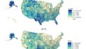 Majority of U.S. Counties See Uninsured Rate for the Under Age 65 Population Drop From 2014 to 2015.