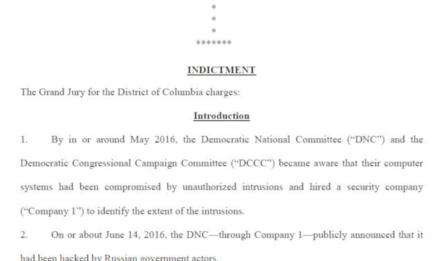 Roger Stone Arrested on Obstruction & False Testimony Charges.