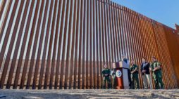 DOD Authorizes Support to Counter Drug Border Security Including Pedestrian Fence Funding