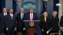 President Trump, Vice President Pence, and Members of the Coronavirus Task Force in Press Conference