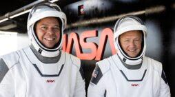 Astronauts Target Splashdown off Coast of Pensacola, Florida