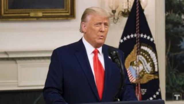 President Trump Files Suit in Wisconsin Alleging Unlawful & Unconstitutional Acts