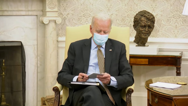 President Biden on the Weekly Economic Briefing