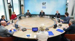 The 2021 Group of Seven Carbis Bay G7 Summit Communique