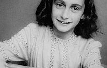 A Bit of Wisdom from Anne Frank 1929 – 1945